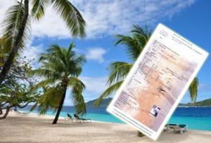 carte grise Antilles